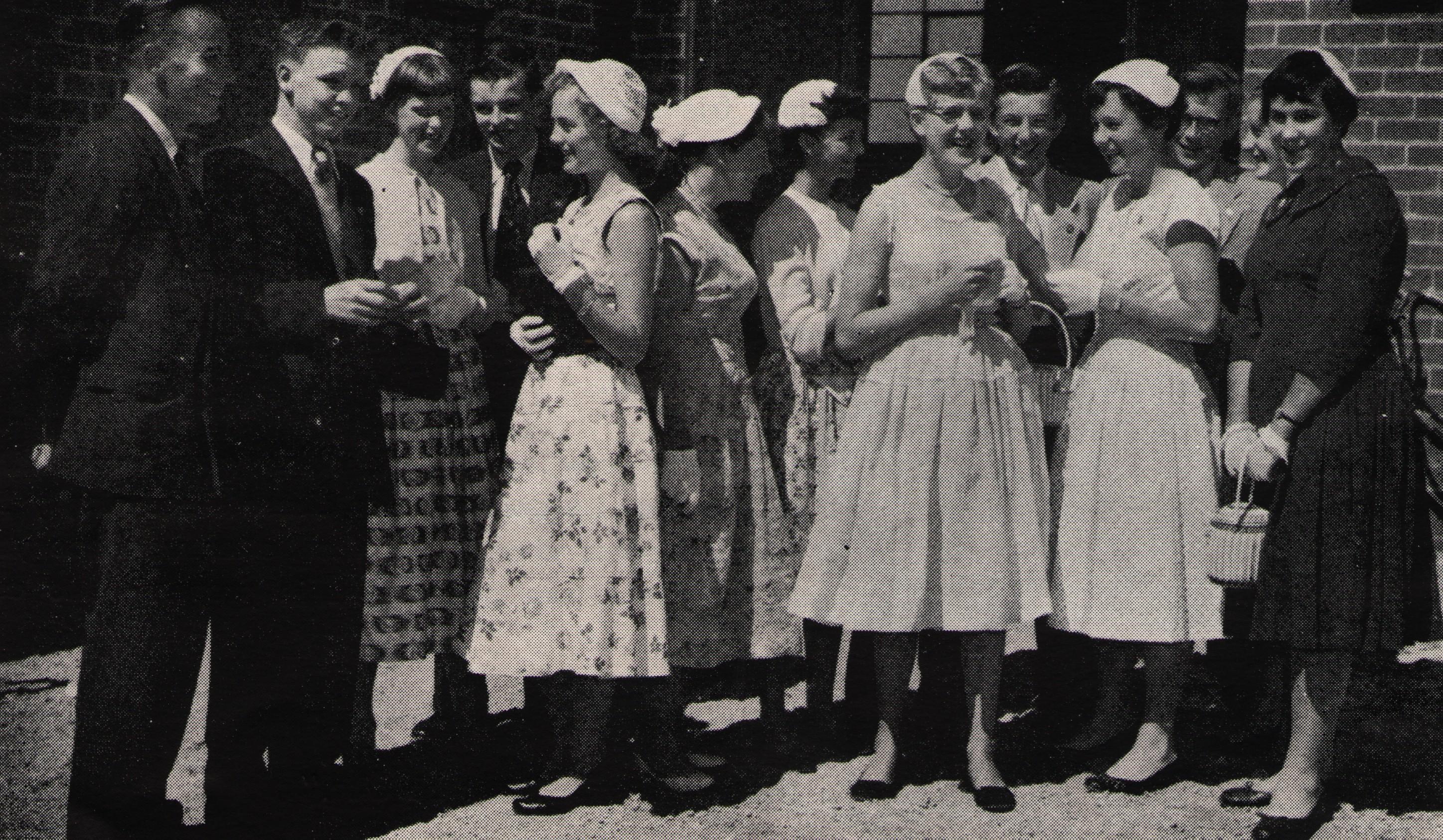 1957 Bible Class